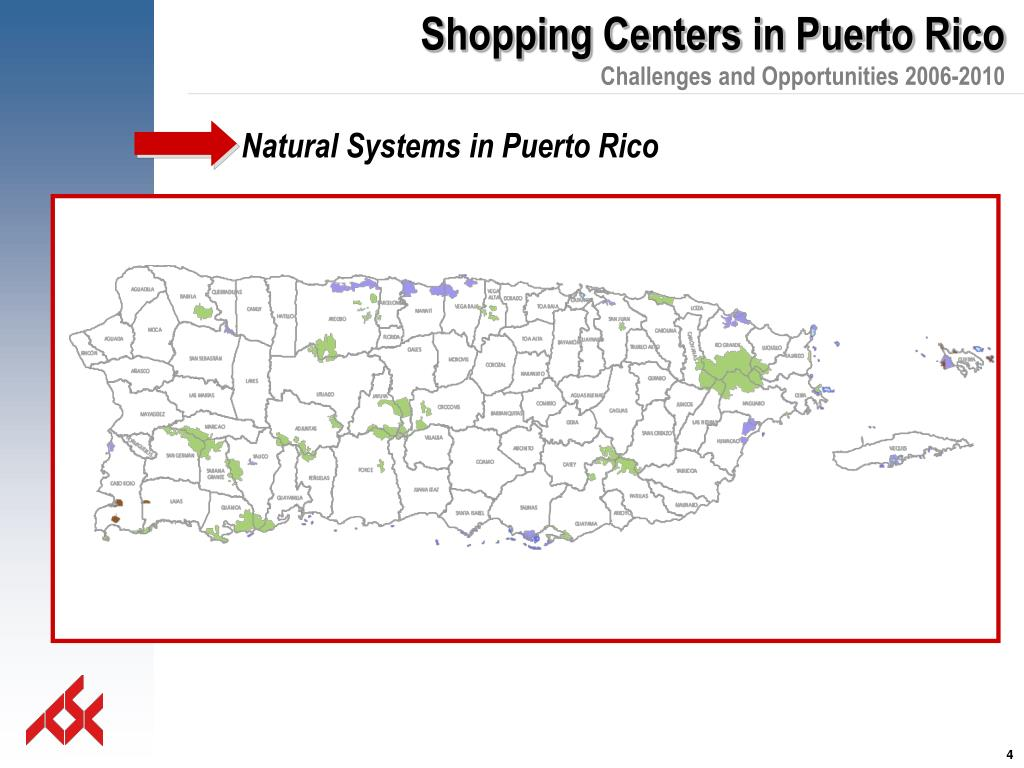 Natural Systems in Puerto Rico