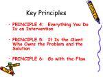 key principles16