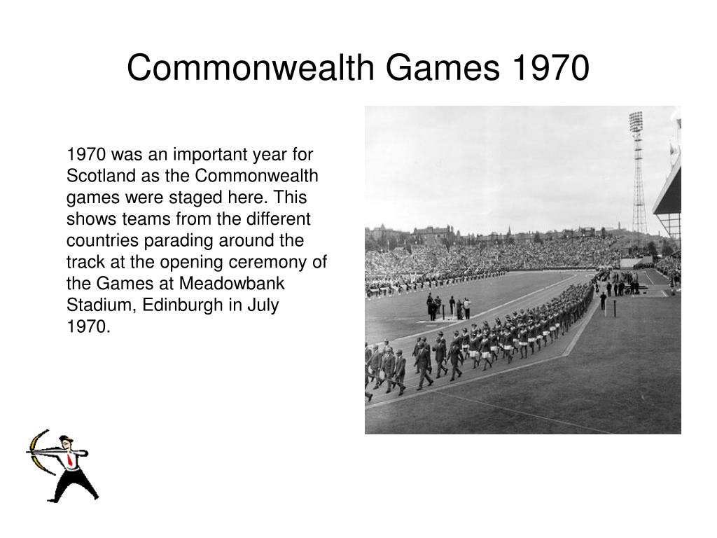 Commonwealth Games 1970