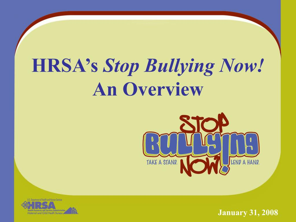 HRSA's