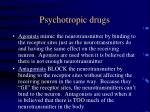 psychotropic drugs22