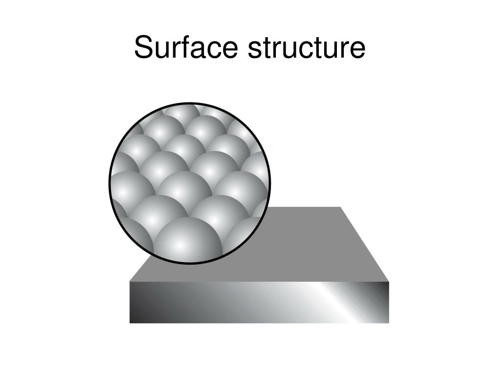 Surface structure