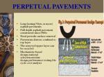 perpetual pavements