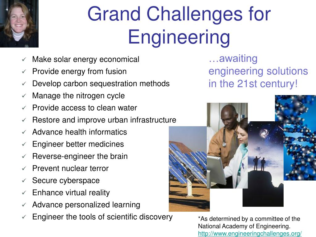 Grand Challenges for
