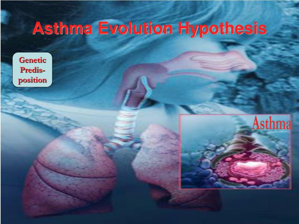 Asthma Evolution Hypothesis