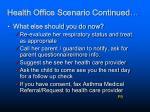 health office scenario continued3