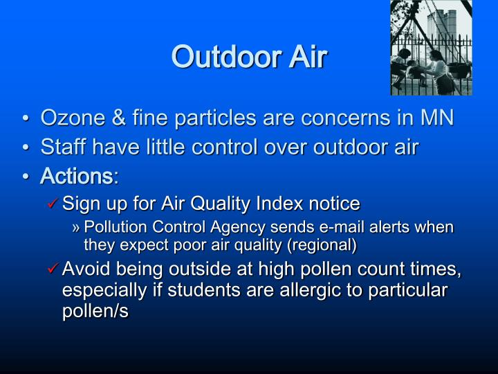 Outdoor Air