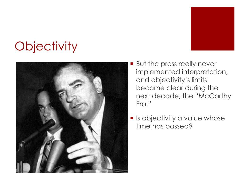 Objectivity