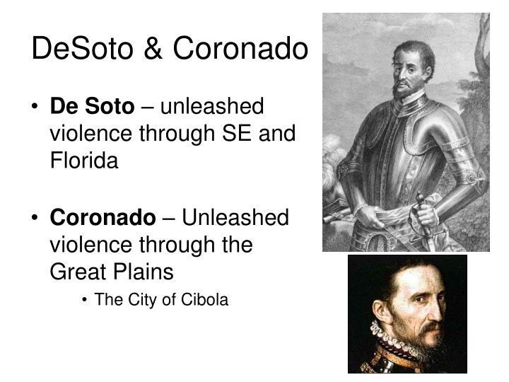 DeSoto & Coronado