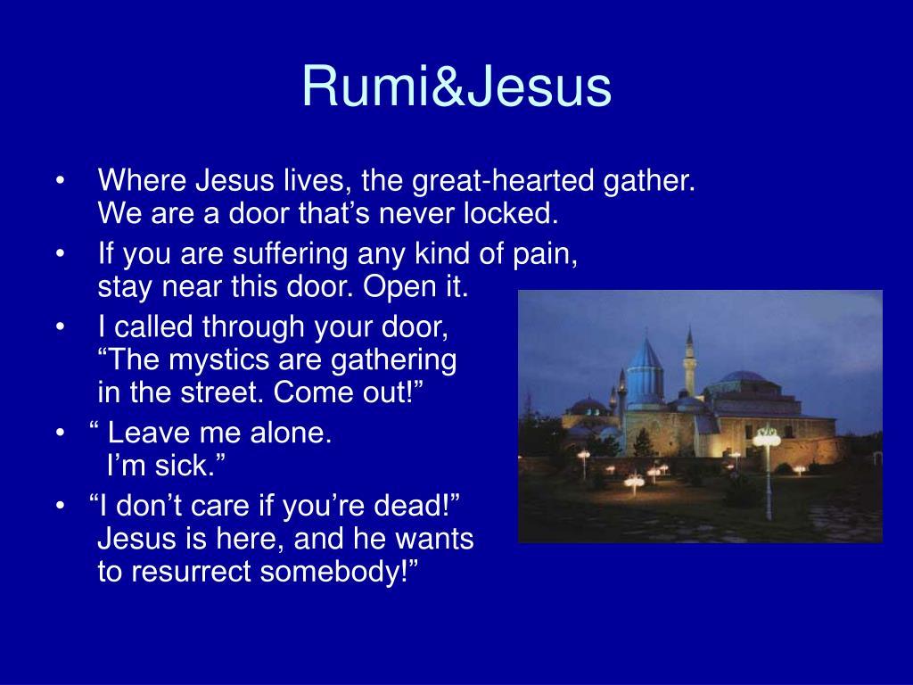 Rumi&Jesus