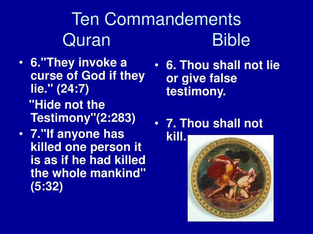 """6.""""They invoke a curse of God if they lie."""" (24:7)"""