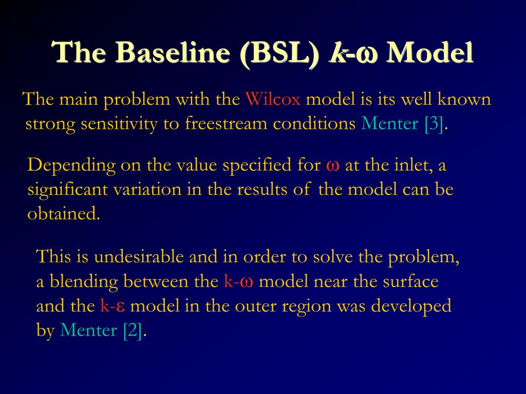 The Baseline (BSL)