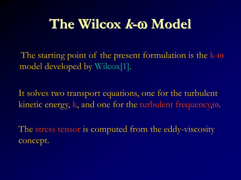 The Wilcox