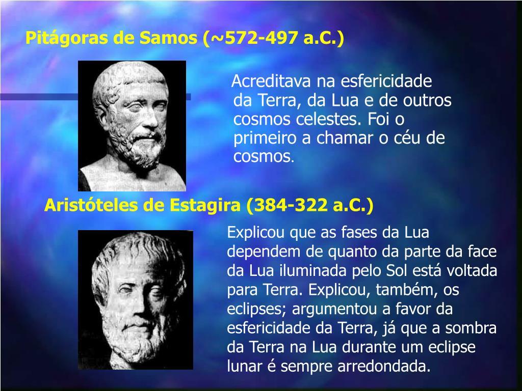 Pitágoras de Samos (~572-497 a.C.)