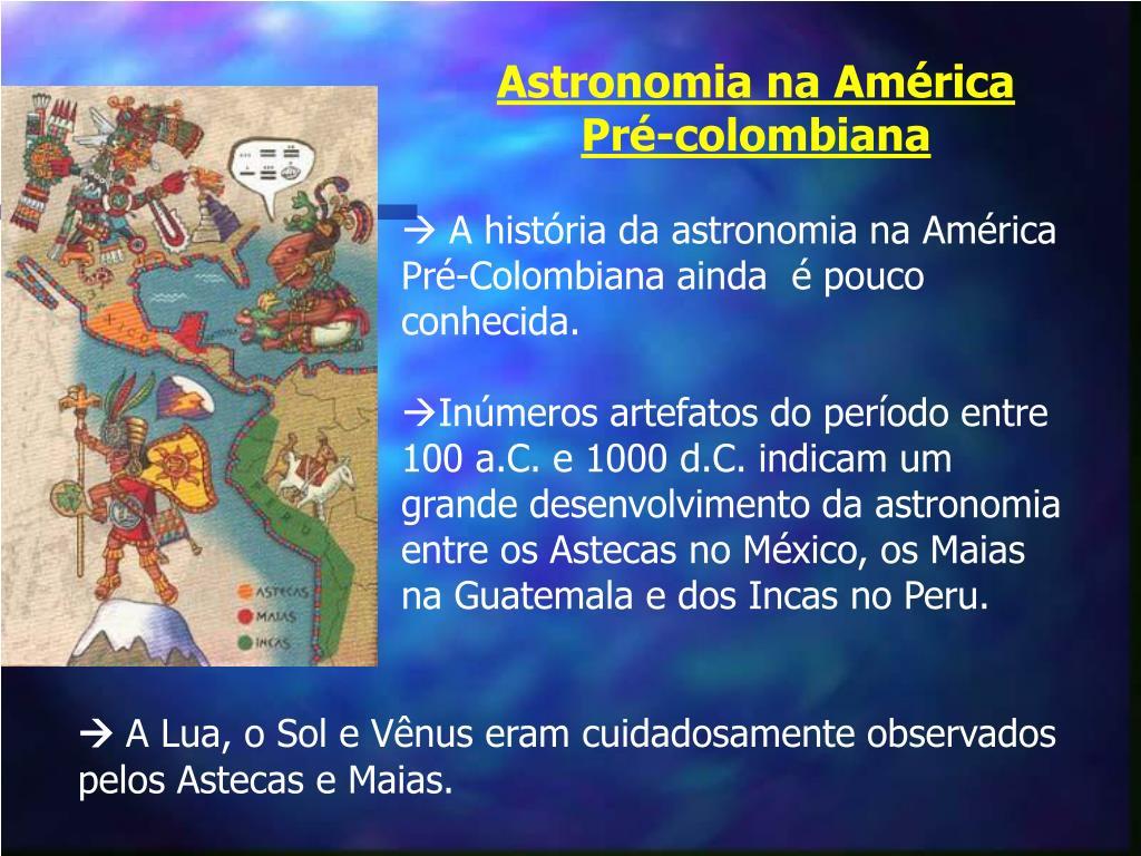 Astronomia na América Pré-colombiana