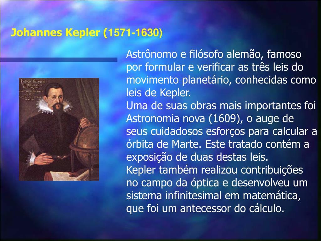 Johannes Kepler (