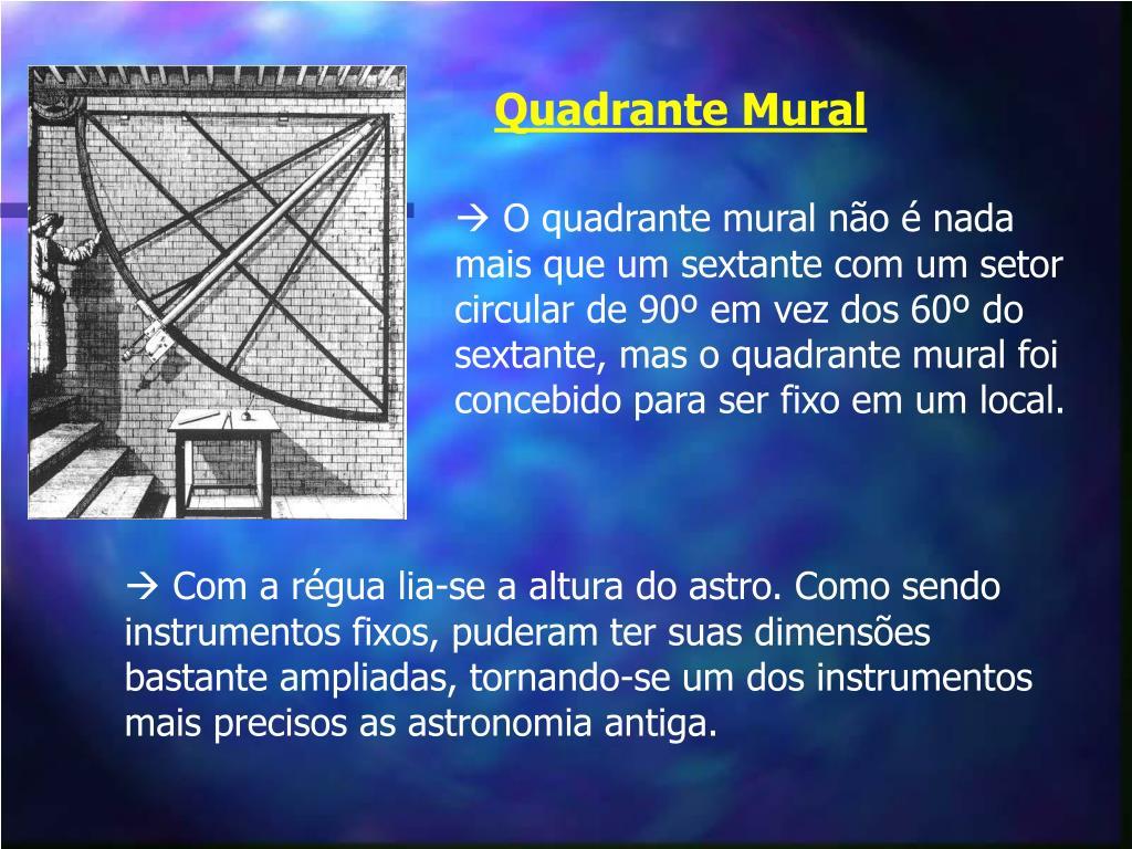 Quadrante Mural