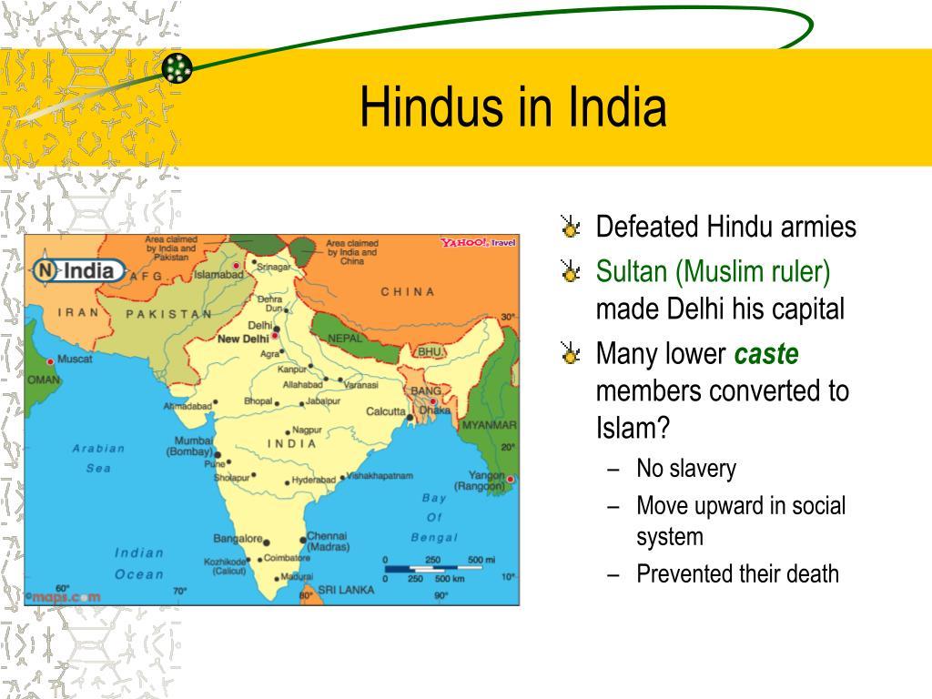 Hindus in India