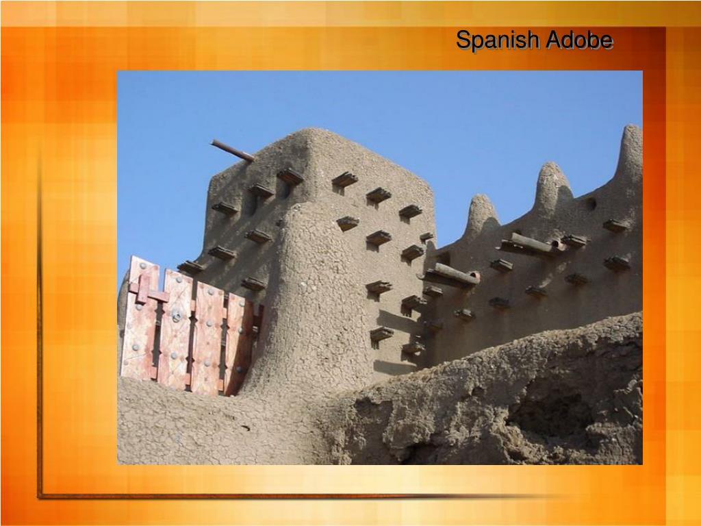 Spanish Adobe