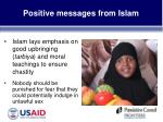 positive messages from islam16
