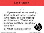 let s review35