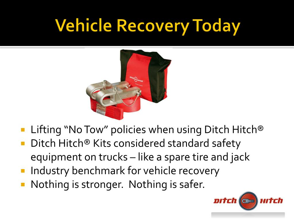 Vehicle Recovery Today