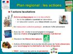plan r gional les actions13