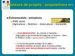porteurs de projets propositions56