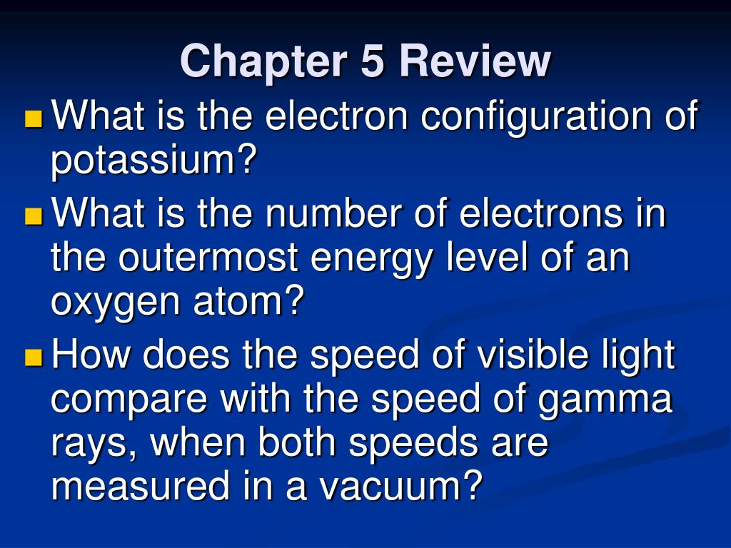 chapter 5 review questions Chapter 1 review 1 which of the following is part of the highway transportation system (hts) d  chapter 5 review 1when an object moves it acquires.