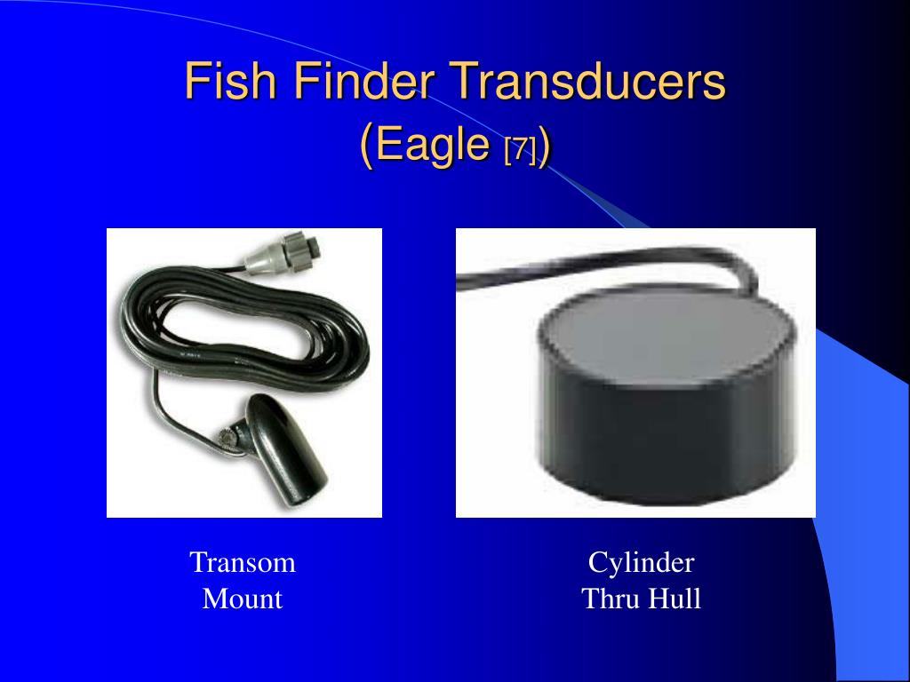 Fish Finder Transducers