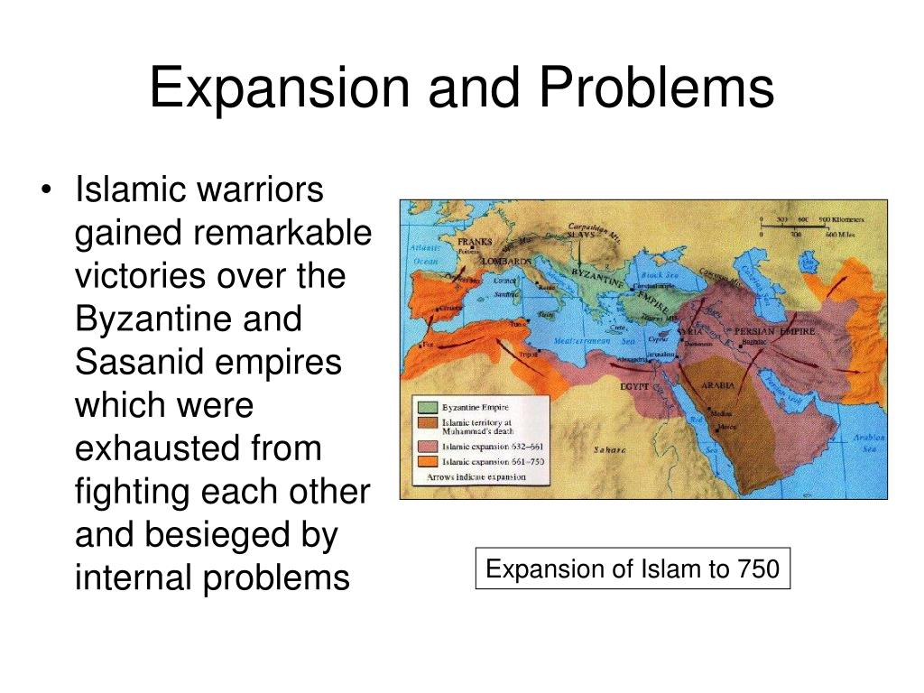 Expansion and Problems