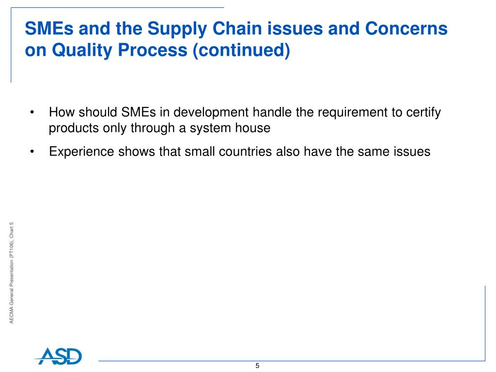 How should SMEs in development handle the requirement to certify products only through a system house