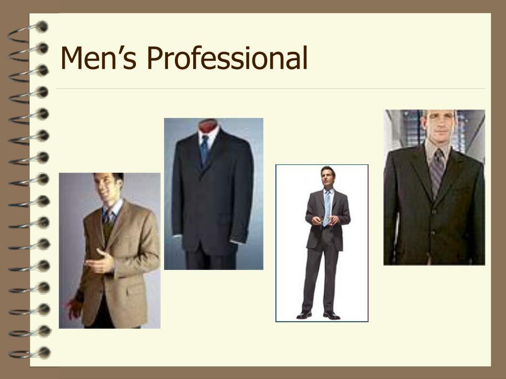 Men's Professional