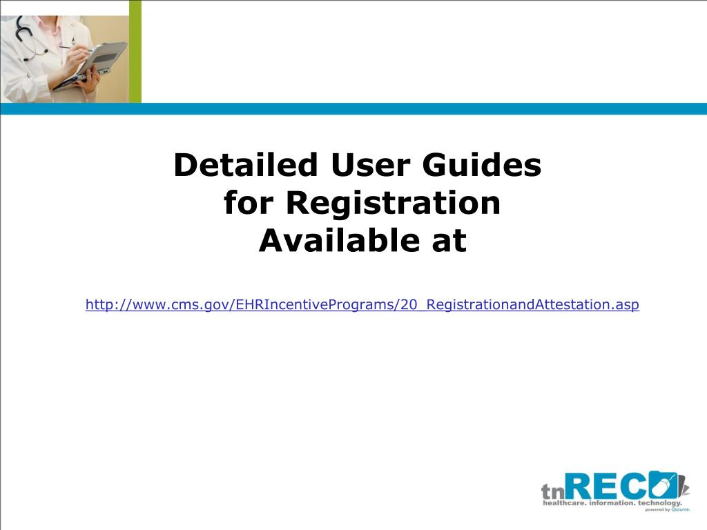 Detailed User Guides