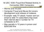 18 usc 1030 fraud and related activity in connection with computers26