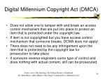 digital millennium copyright act dmca