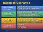 business scenarios12