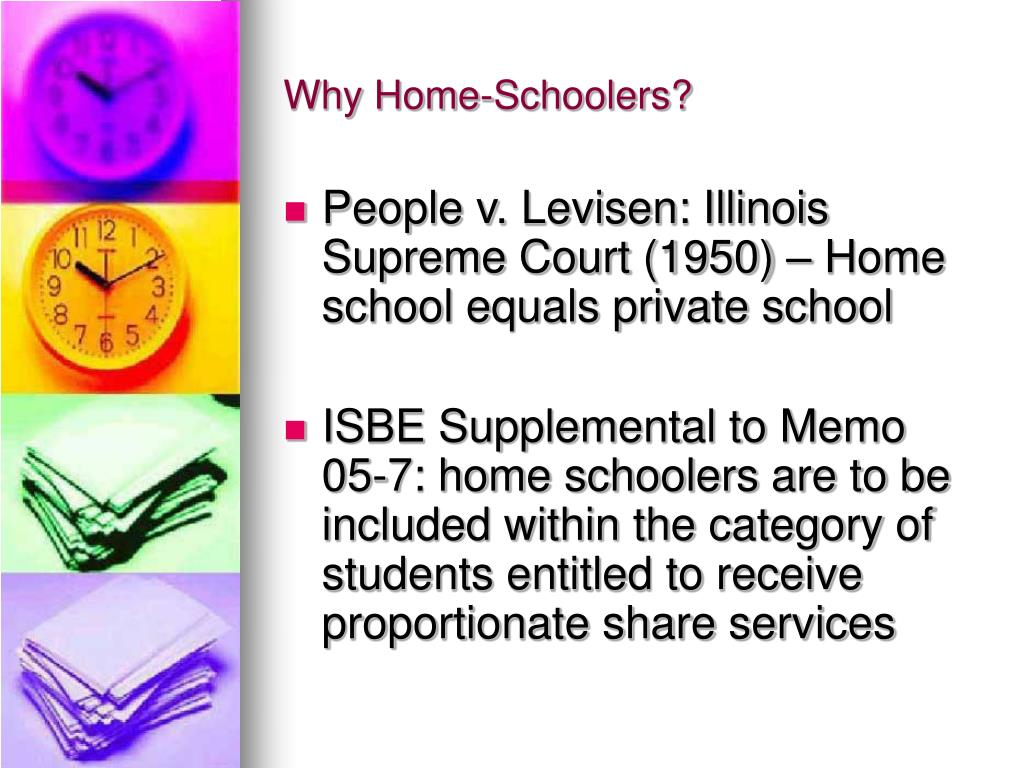 Why Home-Schoolers?