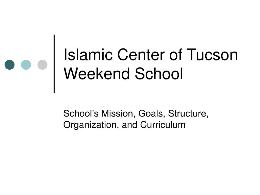 Islamic Center of Tucson