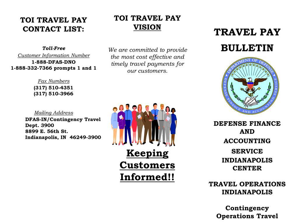 TOI TRAVEL PAY