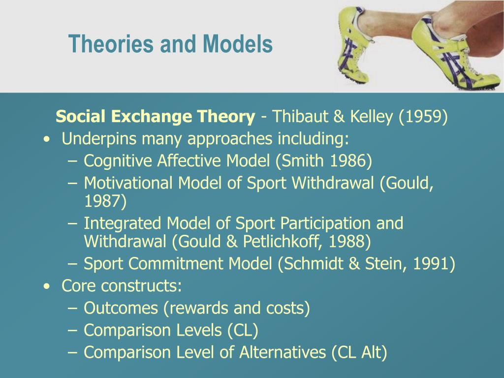 Theories and Models