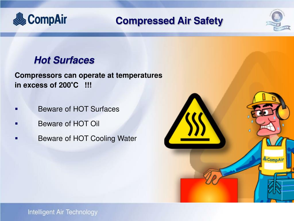 Hot Surfaces