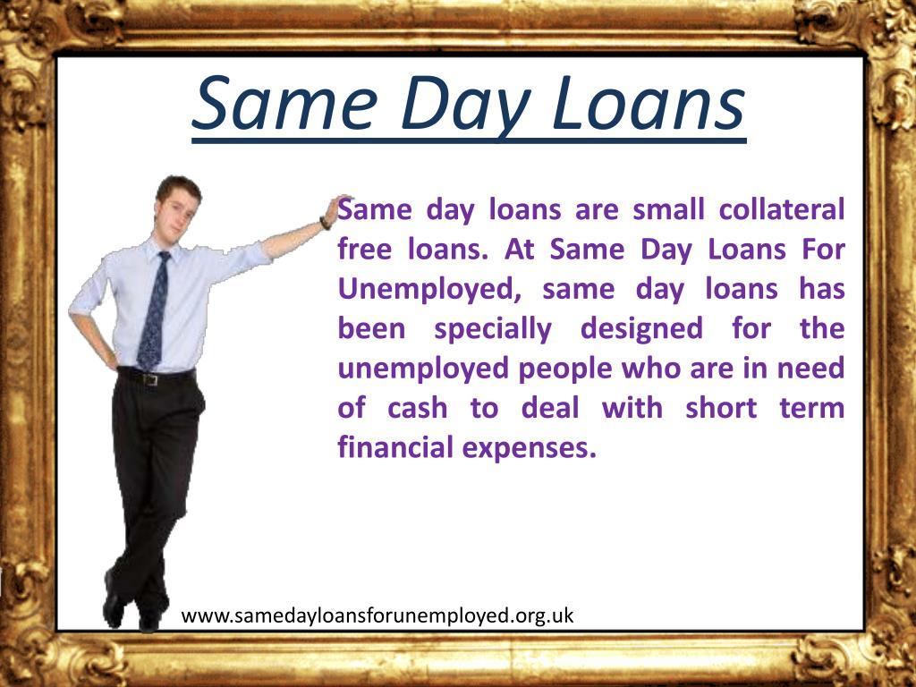 Same Day Loans