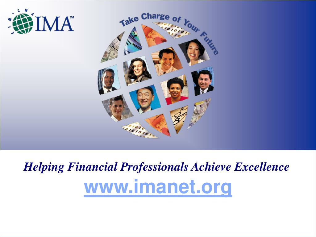 Helping Financial Professionals Achieve Excellence