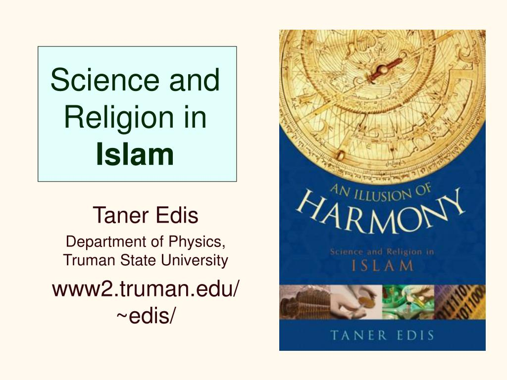 Science and Religion in