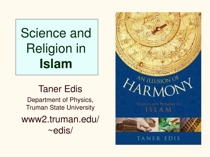 Science and religion in islam
