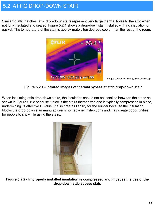 5.2  ATTIC DROP-DOWN STAIR