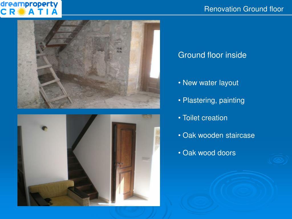 Renovation Ground