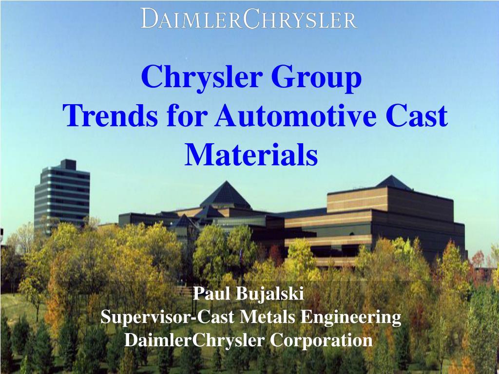 Chrysler Group