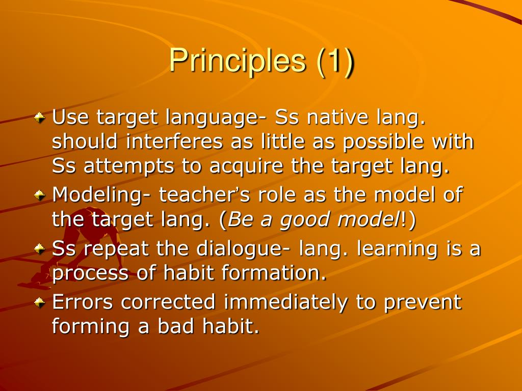 Principles (1)